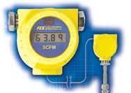 Remote-mount flow meter