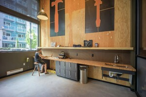 Versatile Workshop Creates Hands-On Crafting Space for Residents