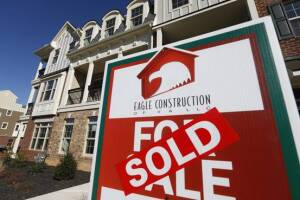 Housing's recovery can be expected to withstand the effect of initial rate hikes.