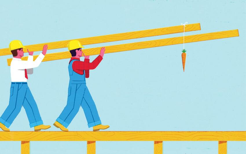 Want to Hire and Retain Good Workers? Pay Up.