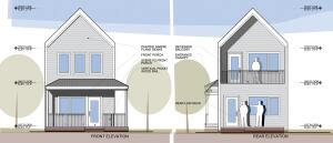 An affordable house in a distressed Washington, D.C., neighborhood will involve youth in the construction.