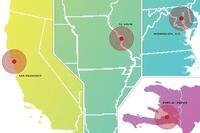 Across the Institute: San Francisco, St. Louis, Washington, D.C., Port-Au-Prince