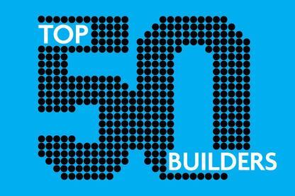 Top 50 Builders 2015