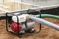 Honda Power Equipment WT Series pumps