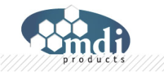 M.D.I. Products, LLC. Logo