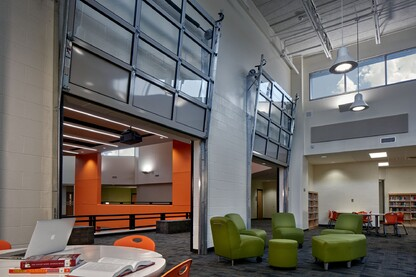 Architectural Innovations for Immersive Learning Environments in K-12 Schools