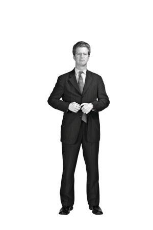 Eli Meir Kaplan/Wonderful Machine for Multifamily Executive ..United States Secretary of Housing and Urban Development Shaun Donovan poses for a portrait in his office on Thursday, December 6, 2012 in Washington, DC.