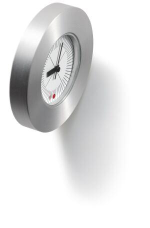 Mario Botta's SFMOMA table clock for Mondaine