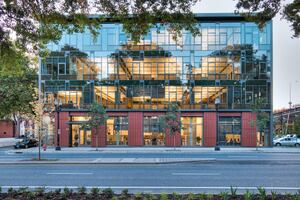 2012 AIA COTE Top Ten Green Project: Mercy Corps