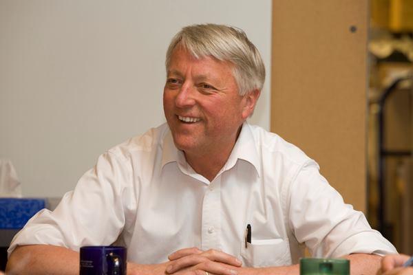 Robert Hull, 1945-2014.