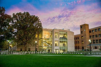 Indiana State University Normal Hall