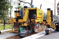Product Spotlight: Curb and Gutter Machines