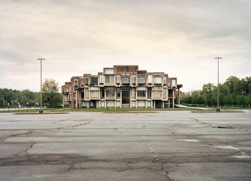 Orange County Government Center, Paul Rudolph, Goshen, N.Y.