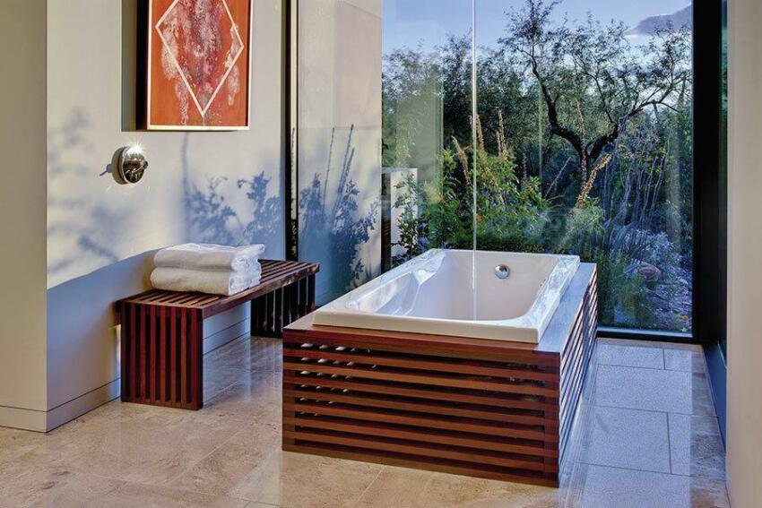 Pima Canyon Master Bath