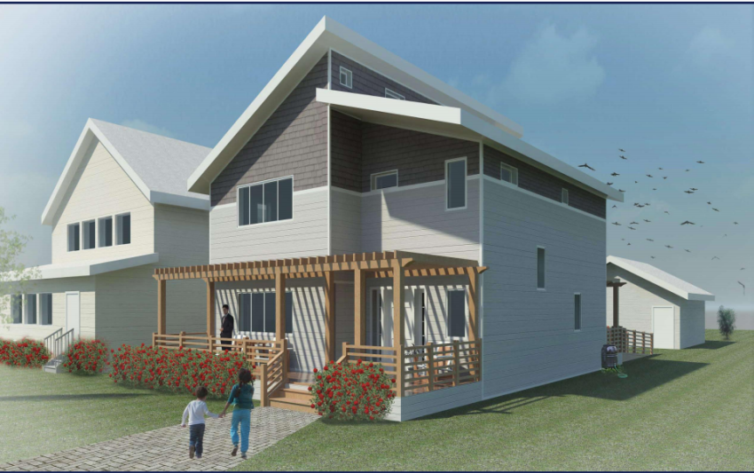 Students Envision Net-Zero Homes of the Future