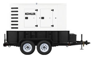Diesel Mobile Generator Line