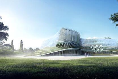 International Olympic Committee Headquarters