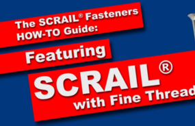 SCRAIL® with Fine Thread - HOW-TO Guide