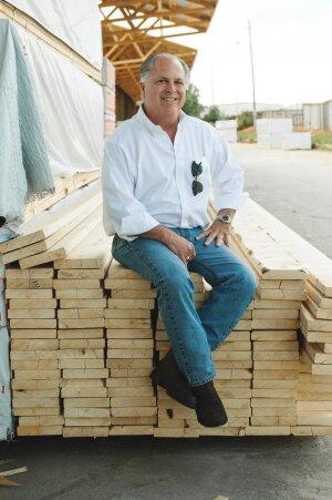 Bob Barreto, president, GBS Building Supply