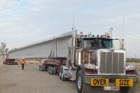 Oldcastle Precast Produces Longest Precast-Prestressed Bridge Girders for Caltrans