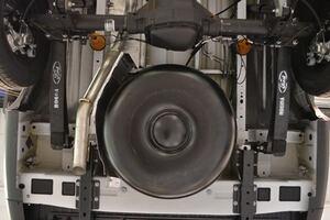 Alternative fuel tank saves money
