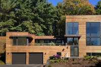 Boston Prefab Constructed in Four Months