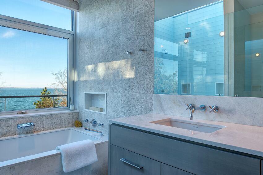 Bay Residence Master Bath