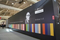 Le Corbusier's Preferred Architectural Palette Inspires Vibrant Tiles