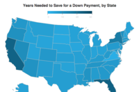 How Long Does A First-Time Buyer Have to Save for the Down Payment on A Dream Home?