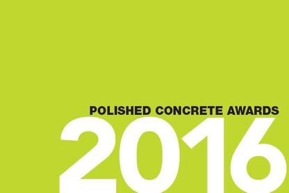 2016 Polished Concrete Awards