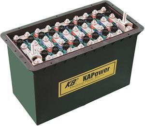 Designed as a supplemental power source, super capacitors like this KAPower unit extend battery life and are particularly helpful in extremely cold temperatures. Photo: Kold-Ban International