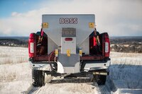 BOSS Introduces Stainless Steel Spreader
