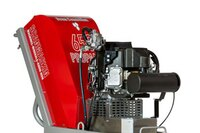 Scanmaskin  Propane and  DSP Concrete Floor Grinders