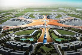 Beijing New Airport Terminal Building