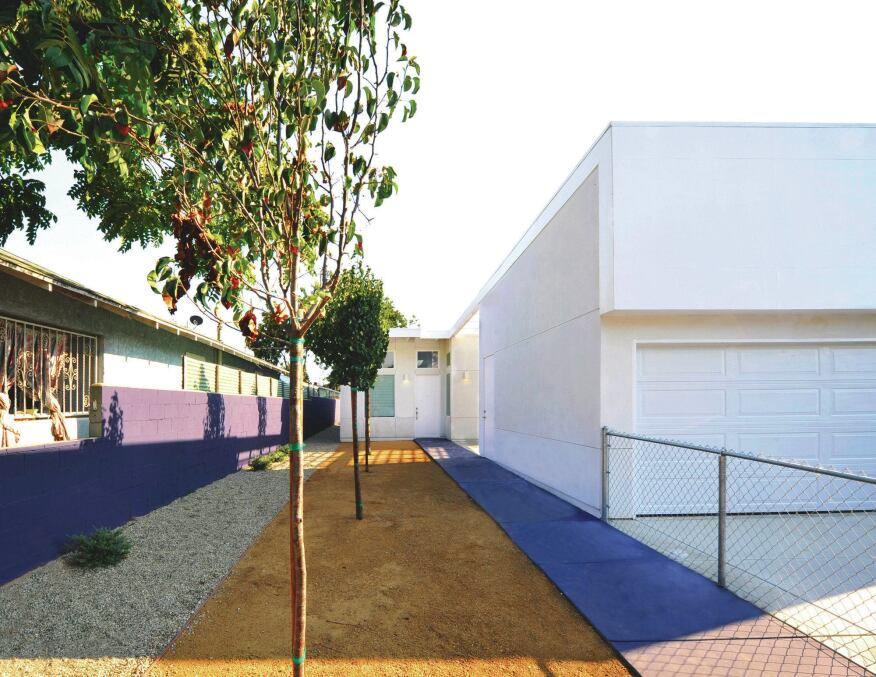 From Renter to Buyer South LA prototypes allow neighborhood residents to transition to homeownership.