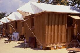 Paper Log House Kobe