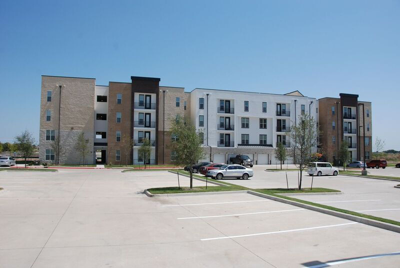 affordable housing, masonry, low-income, McKinney, Texas, Housing Authority, garden apartments