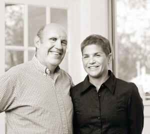 Stuart Cohen and Julie Hacker