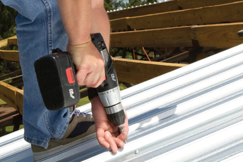Metal Roofing Leads The Category