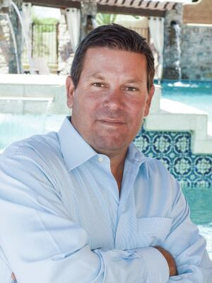 Tim Murphy, founder, Presidential Pools and Spas, No. 3