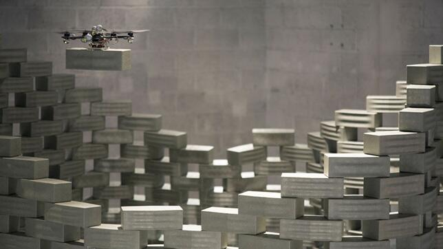 Building Architecture with Drones