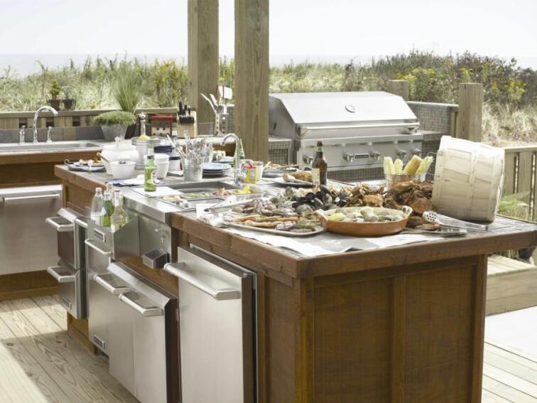 KitchenAid Outdoor Appliance Collection