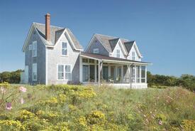 Block Island, R.I., Residence