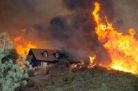 Raging Fires Draw Attention to California's Vulnerable Housing