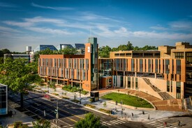 University of the District of Columbia Student Center