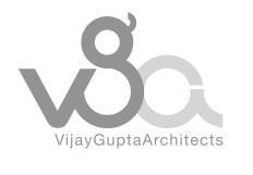Vijay Gupta Architects Logo