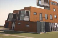 Shipping Container Trend Gains Traction in Buffalo
