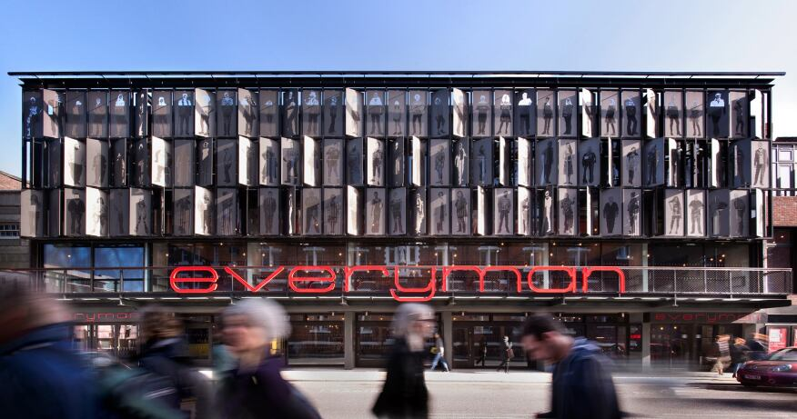 Everyman Theatre by Haworth Tompkins.