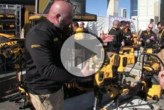 Two New Rotary Hammers From DeWalt