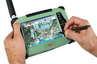 Leica Geosystems, Inc. + Zeno CS25 GNSS Tablet